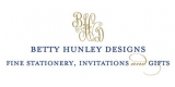Betty Hunley Designs