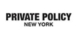 Private Policy New York