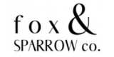 Fox and Sparrow Co