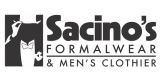 Sacinos Formalwear and Mens Clothier