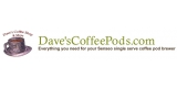 Daves Coffee Pods