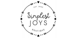 Simplest Joys Boutique