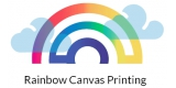 Rainbow Canvas Printing