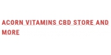 Acorn Vitamin Cbd Store and More