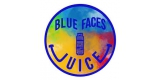 Blue Faces Juice