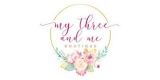 My Three and Me Boutique