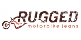 Rugged Motorbike Jeans