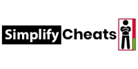 Simplify Cheats