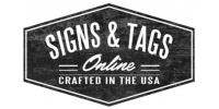 Signs and Tags Online