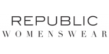 Republic Womens Wear