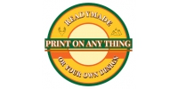 Print On Any Thing