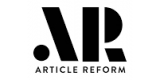 Article Reform